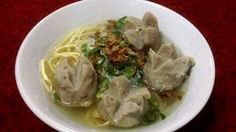 Bakso Bluluk Purwokerto Chicken, Meat, Food, Eten, Meals, Cubs, Kai, Diet