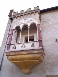 Château de Nyer. Pyrénées-Orientales. Languedoc-Roussillon