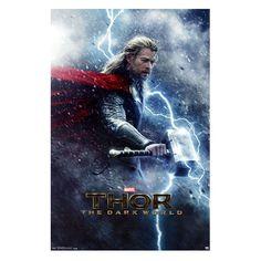 Thor Dark World Movie Poster