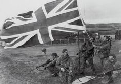 30 years on: Falklands war over