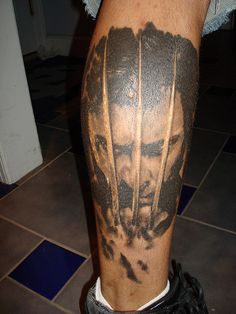 Everyone has a different taste for tattoos. These tattoos are perfect for those who love Wolverine.