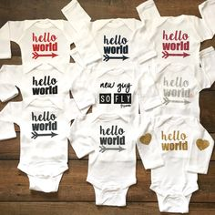 Choose Your Own Design - Newborn Outfit