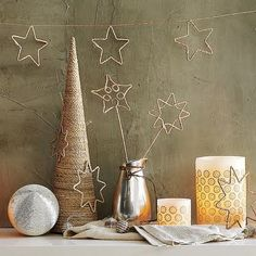 Small Place Style: West Elm Holiday Decor by David Stark