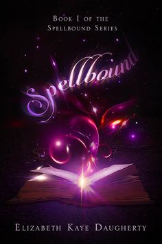 The cover of Spellbound!!