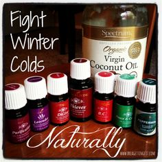 Getting sick? Use essential oils to heal your body naturally and safely!