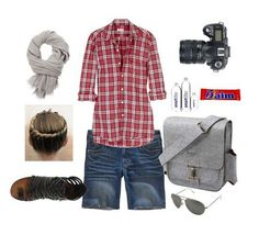 polyvore outfit - summer in the city @Beth Ott