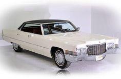 1970 Cadillac Sedan DeVille.