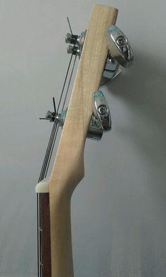 Concert Ukulele Cigar BOX Guitar Style Entirely Handmade Folk Instrument | eBay