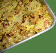 Tina Recipe, Cod Fish Recipes, Healthy Recepies, Portuguese Recipes, Portuguese Food, Portuguese Culture, Cook At Home, Fish Dishes, Healthy Baking