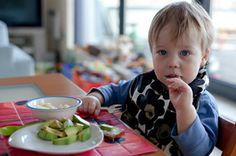 Cómo introducir los alimentos de 0 a 3 años