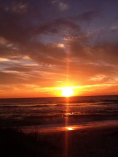 Christmas sunset in Anna Maria