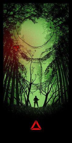 Predator - Follow our podcast https://www.facebook.com/ScreenWolf and https://twitter.com/screen_wolf