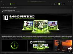Faceți cunoștință cu noua interfață NVIDIA GeForce Experience - Geforce…