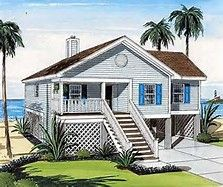 unique elevated home plans 7 elevated beach house plans - Elevated Home Designs