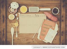 Dig out the unused cookbooks you've hidden away on your top shelf. It's time to make the new delicious meals that you've always wanted to try out. This week's DIY is a meal planner, use it for yourself, your family, or print a few, tie it up with some twine and give it to a friend as a little gift.
