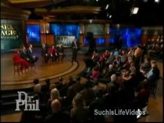 Dr. Phil - Same-Sex Marriage: Right Or Wrong? - Proposition 8 - Pt 1/4