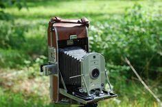 Polaroid Land Camera Model 95.