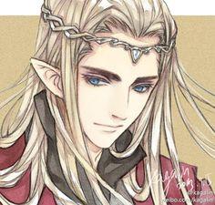 i'm not sorry about my elf problem Lotr Elves, Mirkwood Elves, Elf Drawings, Legolas And Thranduil, Elf King, Elf Art, Forest Elf, Woodland Flowers, Fantasy Heroes