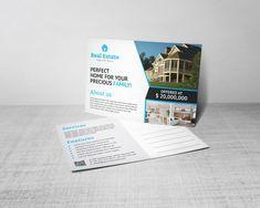 Real Estate Postcard Templates - 30 Real Estate Postcard Templates , Just sold Postcards – the Best Free Real Estate Templates Cheap Postcards, Direct Mail Postcards, Real Estate Postcards, Free Postcards, Custom Postcards, Event Ticket Template, Postcard Template, Postcard Printing, Postcard Design