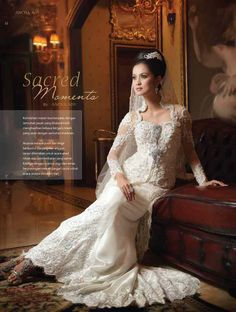 https://www.facebook.com/KebayaInStyle    Ancha Ady in Kebaya in Style magazine