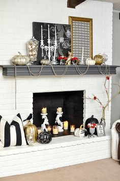 getting ready for fall shabby chic decor pinterest