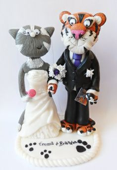 Cake Toppers Uk Next Day Delivery : 1000+ images about Personalised Wedding Cake Toppers ...