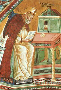 Isaac, from whom the Master is given his name
