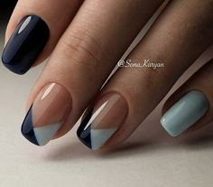 Nails 9 classy office nails designs to wear all year – stylishwomenoutfi. What Makes For The Perfe Simple Nail Art Designs, Fall Nail Designs, Beautiful Nail Designs, Simple Art, French Pedicure, Manicure E Pedicure, French Nails, French Manicures, Gorgeous Nails