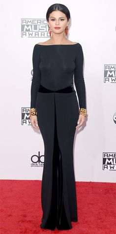 The Best Looks from the 2014 American Music Awards - Selena Gomez from #InStyle