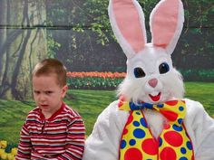 Why I don't make my kids take pictures with the Easter Bunny