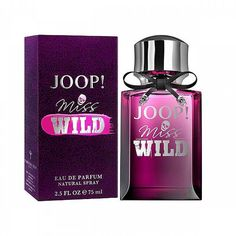 2f982f5be6ae6 We stock a premium selection of ladies fragrance online, including the Joop  Miss Wild EDP don t mis out today!