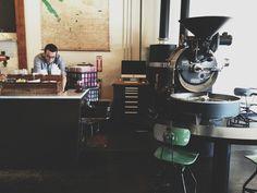 Heart Coffee Roasters | Portland, Oregon #cupamonth www.cupamonth.com