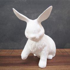 Monster Threads rabbit lamp