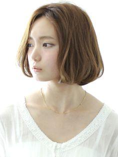 柔らかいパーマの大人のボブ Beauty Box, Hair Beauty, Hair Styles, Hair Plait Styles, Hair Makeup, Hairdos, Haircut Styles, Hair Cuts, Hairstyles