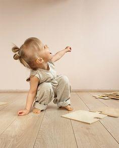 Pellavahaalari luomupellava iitulina Kids Rugs, Kid Friendly Rugs, Nursery Rugs