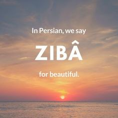 Ziba-Beautiful © Culture Trip/Pontia Fallahi The post 11 Beautiful Words to Make You Fall in Love With the Persian Language appeared first on Woman Casual - Life Quotes Beautiful Words In English, Beautiful Meaning, Beautiful Arabic Words, Pretty Words, English Words, Different Words For Beautiful, The Words, Weird Words, Cool Words