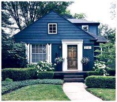 I love small houses
