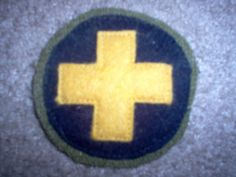 World War I WWI US Army 33rd Infantry Division by LGGMilitaria
