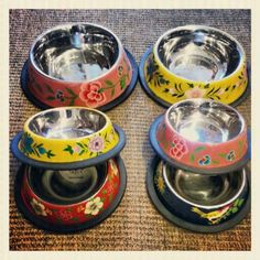 Goodie for your pet ~ Colorfull handicraft from India
