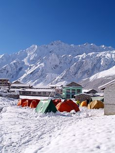 LANGTANG PANORAMA TREKKING Country Walk, Nepal, Trekking, Mount Everest, Trail, Adventure, Mountains, Adventure Game, Hiking