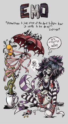 Este es el primero de una serie de dibujos q pienso hacer -si me da el tiempo y eso-. disfrutenlo y denme su opinion XDD