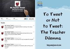 To Tweet or Not to Tweet: Pros and Cons to Using Twitter for your classes