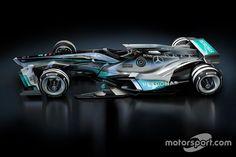 Galeria: o conceito do carro da Mercedes em 2030 - Notícias Fórmula 1