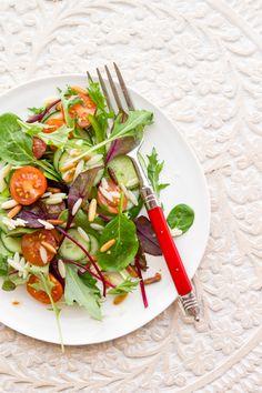 Mint Fruit Salad Summer Vacation Staples Pinterest Fruit