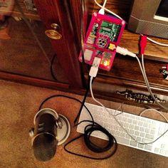 Raspberry Pi Baby monitor