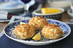 When I read this recipe for Baltimore crabcakes from Bon Appetit , I was instantly interested in making them. We had bought 25 pounds of c...