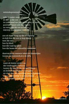 'N edit wat ek gemaak het oor Antjie Krog se gedig ,wetenskapmannetjies Afrikaans, Poems, Sayings, Quotes, Image, Inspiration, Quotations, Biblical Inspiration, Lyrics