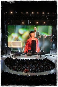 The Rolling Stones, Mercedes-Benz Arena, Shanghai, March 12th. 2014
