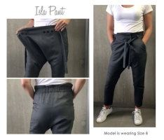 Isla Pant  Sizes 4 6 8  PDF Sewing Pattern by Style by StyleArc
