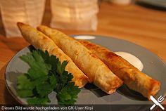 Zigarren - Käse - Börek